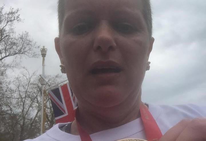 London Marathon 2016 Joanne Scholfield web