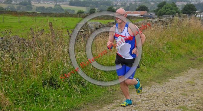 Worsthorne Moor Trail Race 7 August 2016