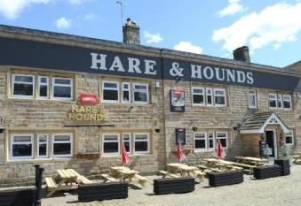 HARE & HOUNDS PUB