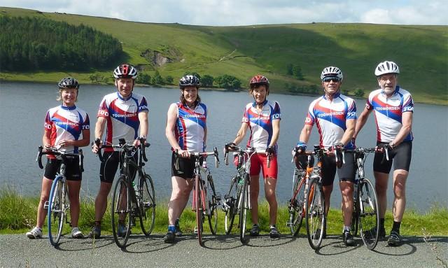 Thursday morning riders at Widdop